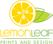 Lemon Leaf Prints