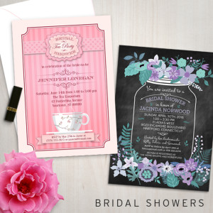 Link to bridal showers