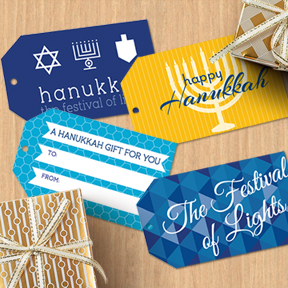 AssortedHanukkahTags