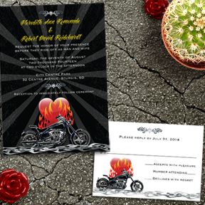 BikerWedding