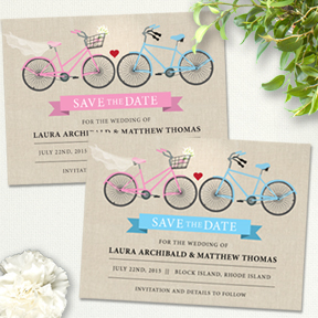TwoBicycleWeddingSTD