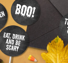 Halloween 2017 Blog post header