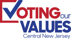 Voting our Values logo