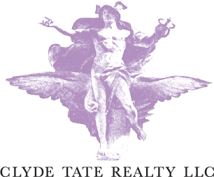 Clyde Tate Realty logo